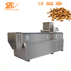 Automatic Animal Feed Extruder/Dry pet food machine line