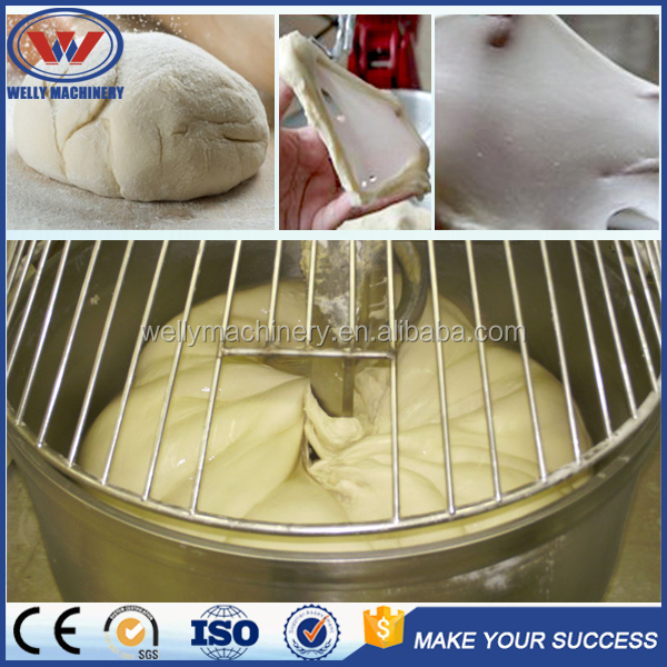 Factory price wheat flour mixer machine/bakery flour mixer