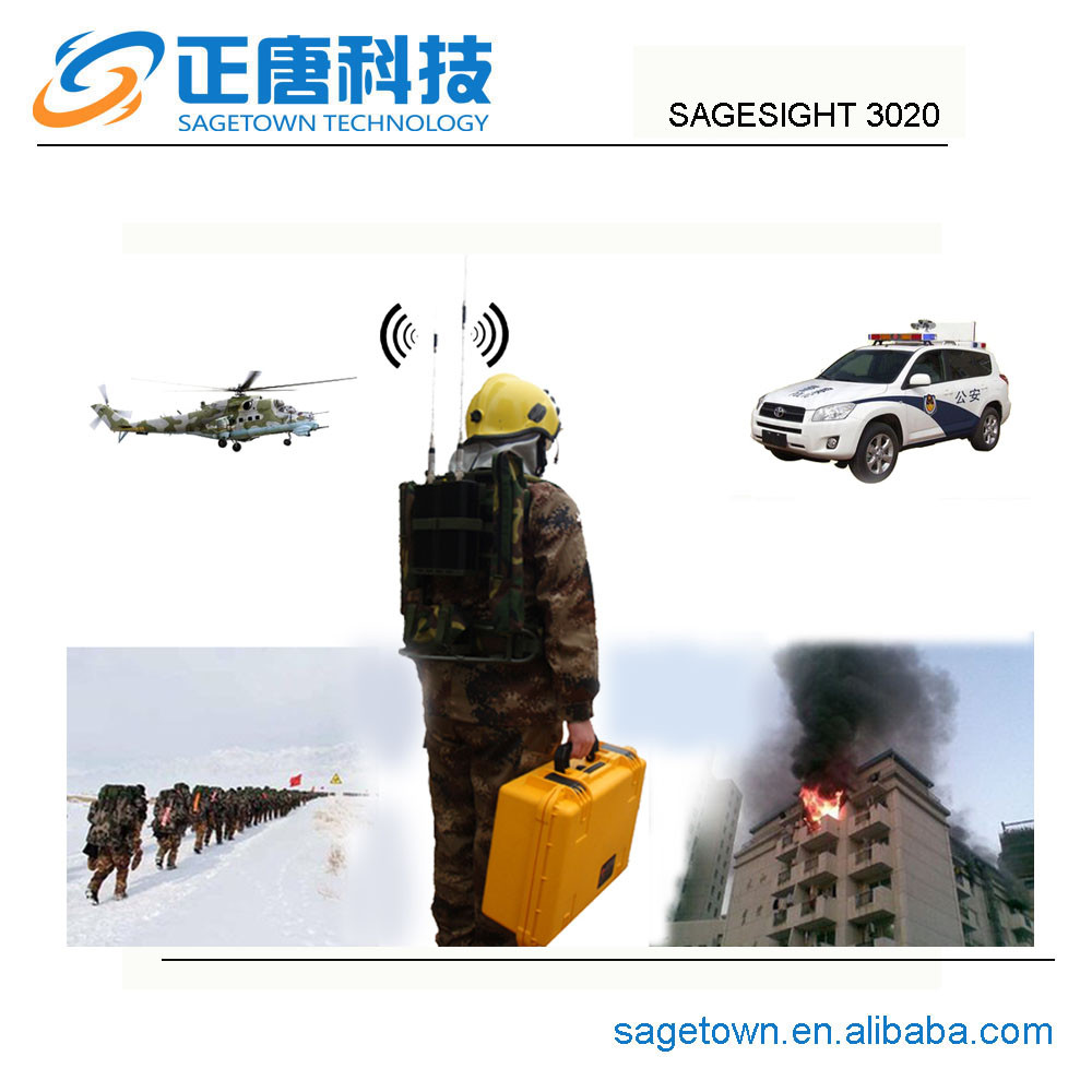 Sagesight 3020 portable wireless data transfer