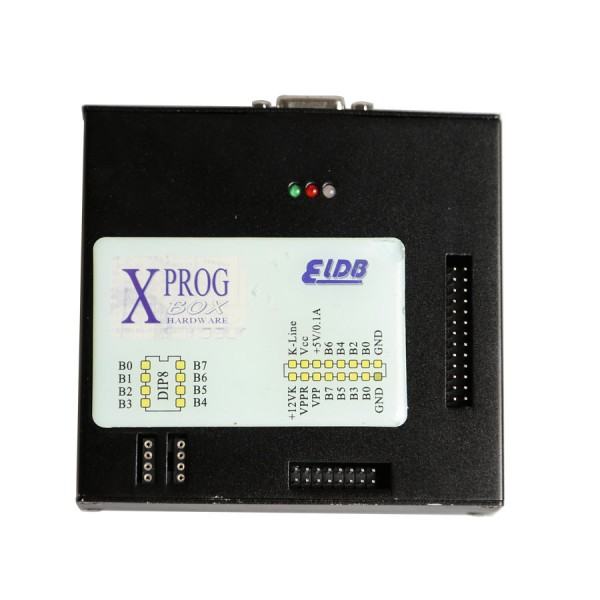 New Xprog-m V5.6 car ecu remapping diagnostic tools with USB <strong>Dongle</strong>