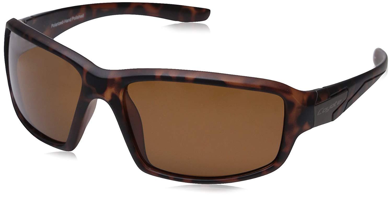 eb87c438601 Get Quotations · Coyote Eyewear Cascade Performance Polarized Sunglasses