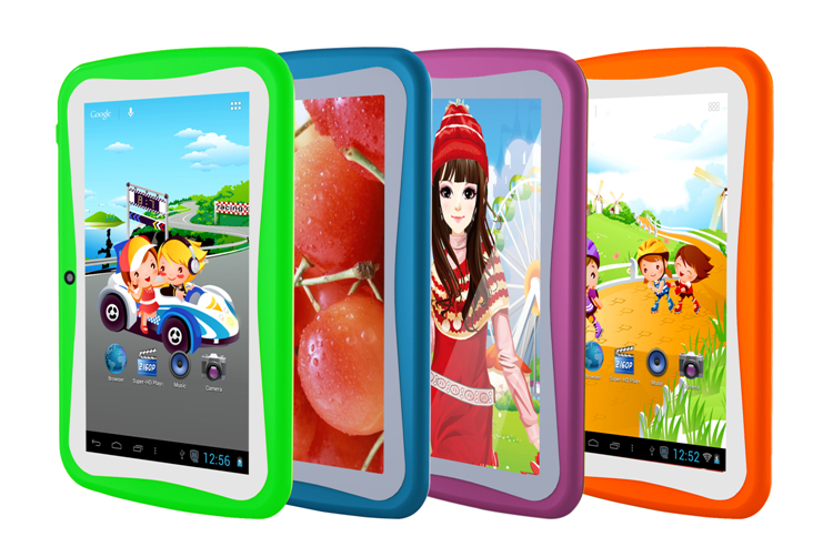 XUEZHIYOU Colorful education learning android tablet PC for kids students tablet with sim card