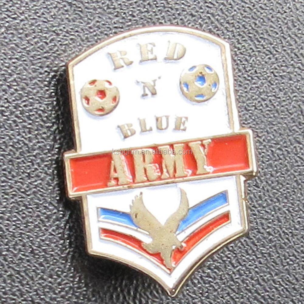 Rover enamel lapel pin badge