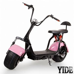 YIDE ebike, high performance powerful 72v 2kw full size electric motorcycle