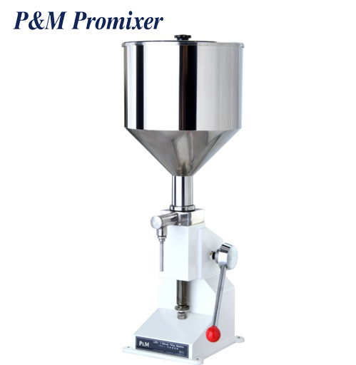 PM filling machine 5-50ml ointment filler essential oil filling machine