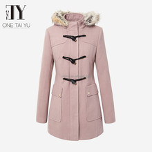 Winter Jacket Women youth cool style be warmed Jacket Female Coat