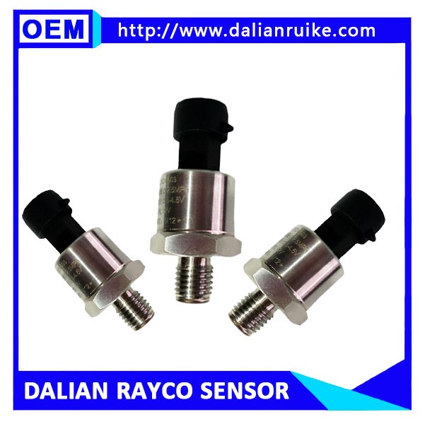 Original micro Pressure Transmitter integrated structure stainless housing pressure sensor
