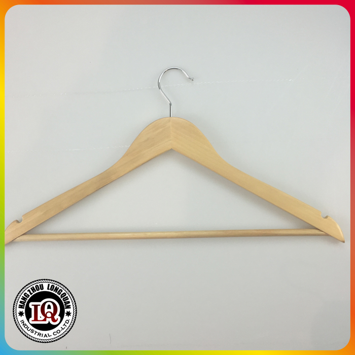 Wooden Trouser Clothes Hanger Parts
