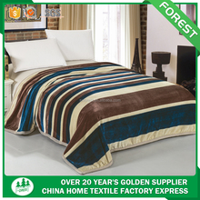 Bulk buy from China cheap bed sheet sets Flannel Fleece Blanket