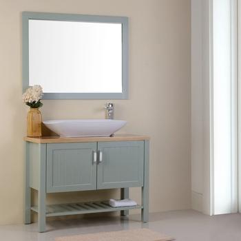 Hot Floor Model Bath Vanity Used