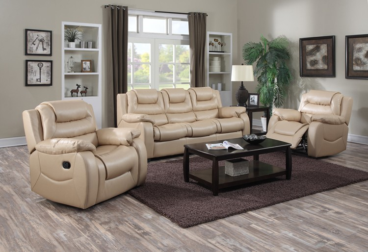 Quality Supplier Design Relaxtion Luxury Furniture Modern Leather Recliner  Sofa Sets 3 2 1 2 3 Amazing Ideas
