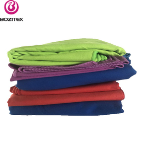 80%Polyester 20%Polyamide Quick Dry Microfiber Towel for Sports/gift/hometex/car washing