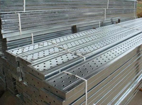 High quality galvanized catwalk & scaffolding plank