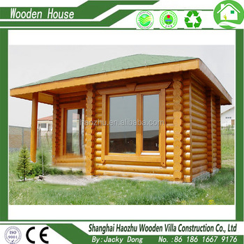 Best Quality Prefab House Wooden Bungalow India Houses