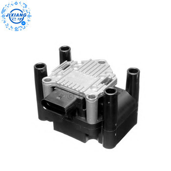 Electric 12v Ignition Coil 032905106b 032905106 0221603006 For Vw And Skoda  - Buy Electric 12v Ignition Coil,Ignition Coil 032905106b 032905106