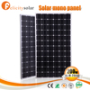 Long lifespan solar panels 200 watt mono for Angola
