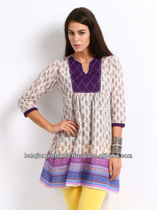 PLUS SIZE COTTON TUNIC 2014