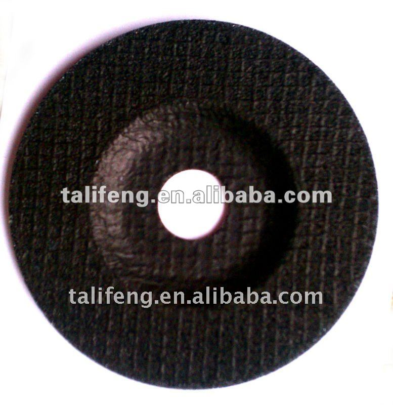 T27 steel workpieces angle buffing wheel grinding wheel