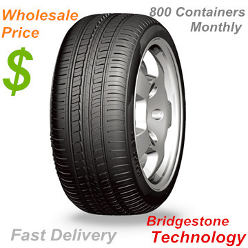 china wholesale Japanese technology tire Haohua Facotry made car tyres