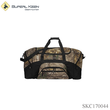 4f1a6dc387 China wholesale durable Realtree Xtra Camo Pattern Rugged Outdoors Trekking  Travel Waterproof Duffle Bag