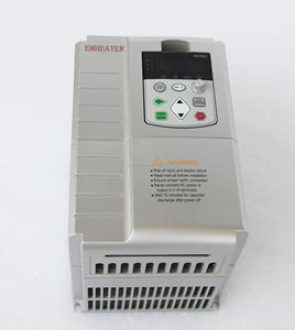Triple phase 384vdc input voltage and output type 4kw solar water pump inverter for agriculture