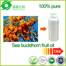 High Quality Sea Buckthorn Berry Seed Oil / Seabuckthorn Fruit Oil