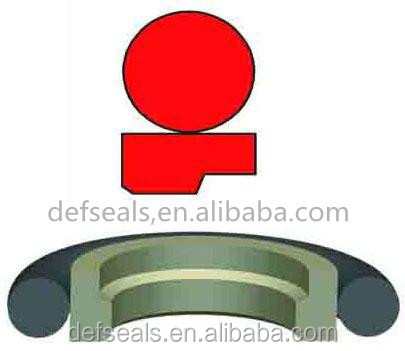 teflon seal hydraulic pump oil seal bearing seal