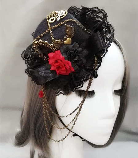 Discount Custom Made Vintage Victorian Medieval Style: Popular Gothic Hats-Buy Cheap Gothic Hats Lots From China