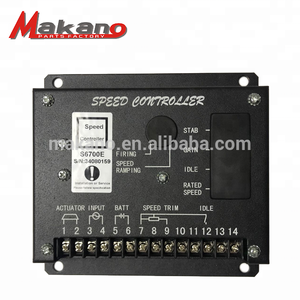 Speed Controller S6700E Engine Generator Speed Governor
