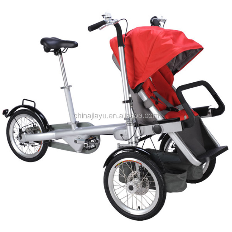 2015 New Products Mother Baby Bicycle Stroller Mother And Child ...