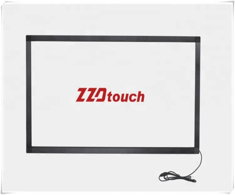 ZZD 31.5'' 32&quot; <strong>touch</strong> <strong>screen</strong> panel <strong>kits</strong> 10 points ir <strong>touch</strong> frame infrared <strong>touch</strong> <strong>screen</strong>