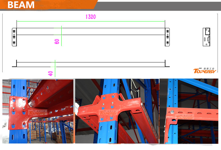 Drive in Rack Type and Heavy Duty Scale rack