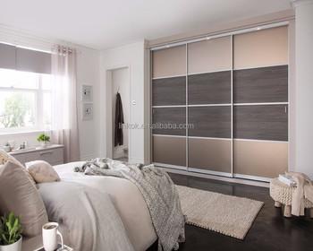 Chambre Moderne Armoire En Bois Design En Porte Coulissante Buy