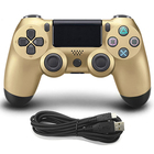 Venda quente ps4 wired gamepad joystick dualshock controlador de jogo para ps4 console
