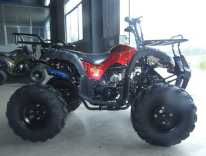 Chain Drive Transmission System and Manual Transmission Type 125cc kids atv for sale
