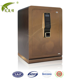 Smart electornic mobile fingerprint steel safes