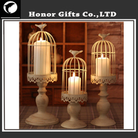 New Products Lucky Decoration Metal Candle Holder For Wedding