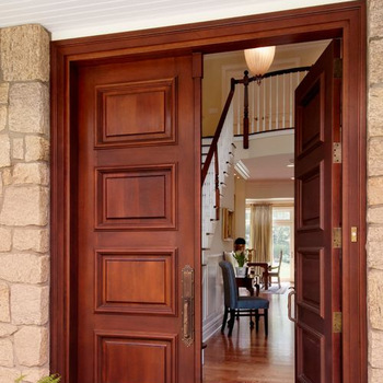 Wooden Front Double Door Design Indonesia Solid Wooden Door Malaysia Price Buy Wooden Front Double Door Design Solid Wooden Door Malaysia