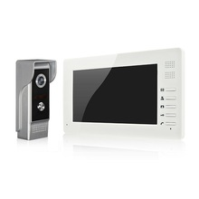 XSL-V70I-M4 video door phone wholesale price 7 inch high resolution and rainproof 700 CMOS camera for villa