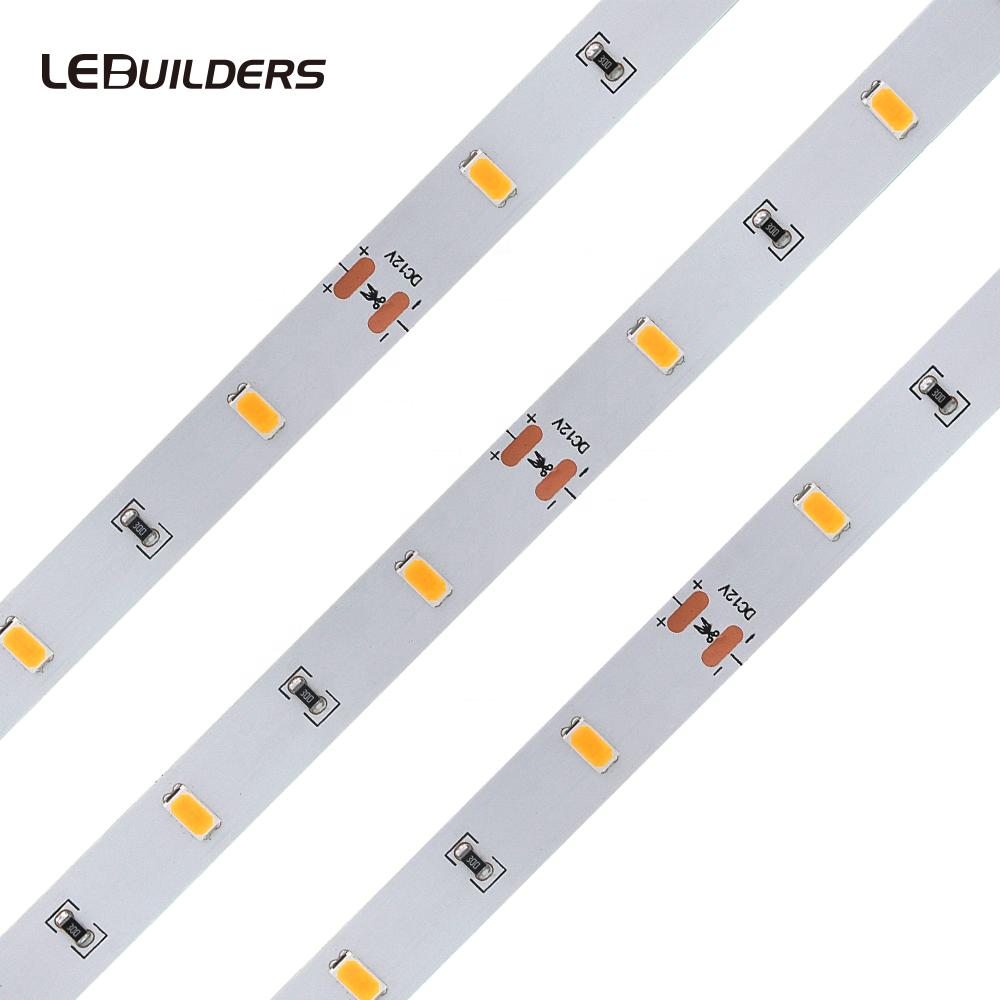 Shenzhen factory price 5630 5730 led strip light 2300-6500K 12V 24V with high lumen