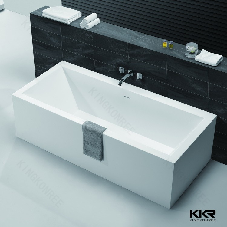 Kkr Quality 160cm Black Coated Freestanding Bath - Buy Freestanding ...