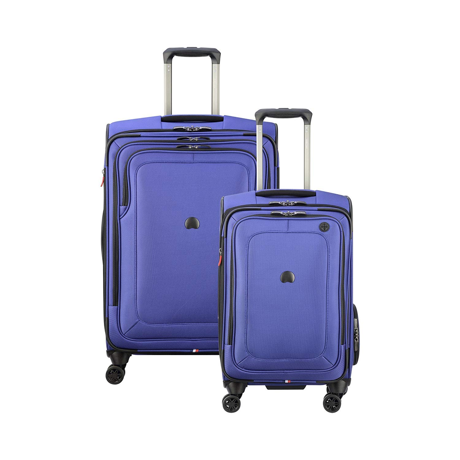 d31460b9c Get Quotations · Delsey Luggage Cruise Lite Softside Luggage Set (21