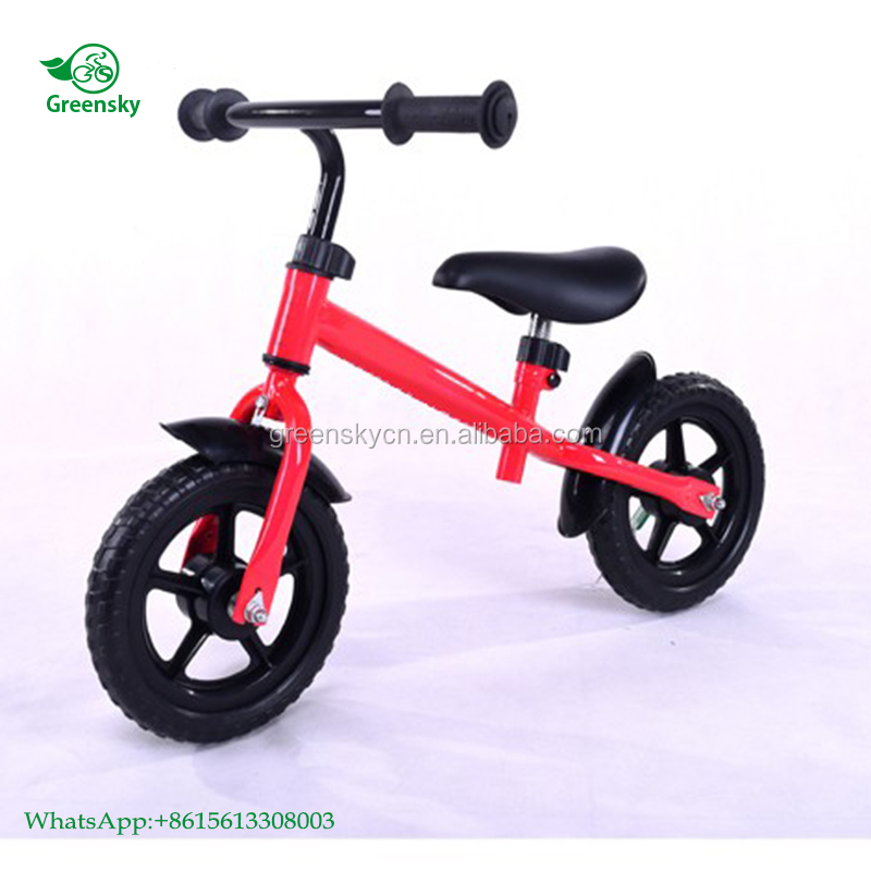 Best quality kids balance bike 2 in 1 / foot propulsion walking bike for children / coordination exercise no pedal bike for sale