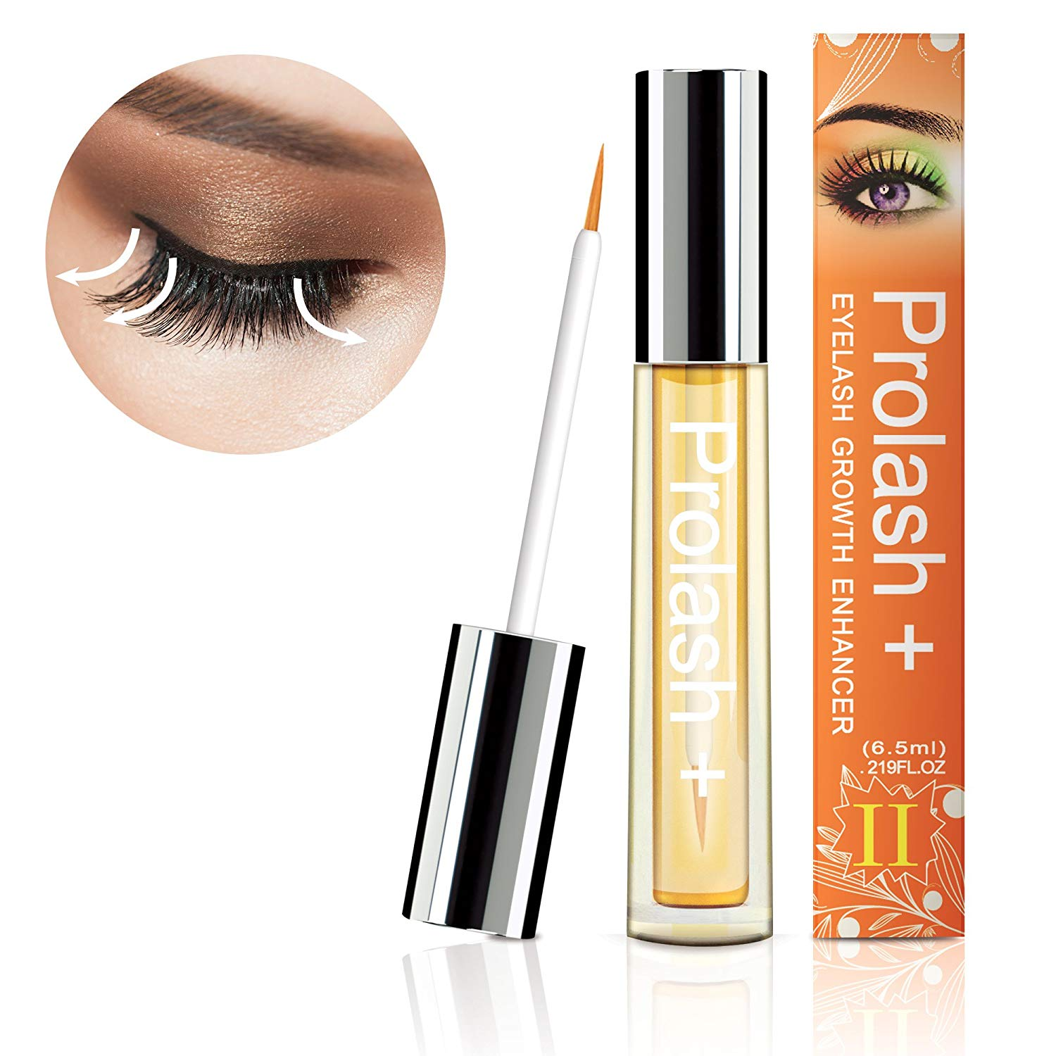 c9fd5ff7349 Get Quotations · Large 6.5 ml Eyelash Growth Serum, Eyebrow Growth Serum, Great  Eyelash Growth Serum For