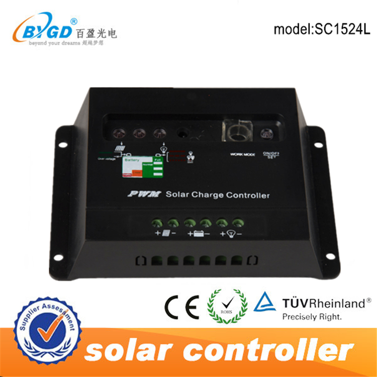 Chinese wholesale suppliers 6v 15a solar charge controller innovative products for sale