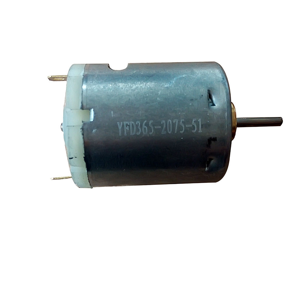 YFD 365 long life dc motor for hair dryer permanent Magnet