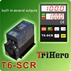 LED Digital display SCR power regulator,SCR power controller,SCR-T6