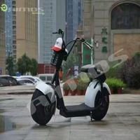 New design three wheel standing up electric scooter