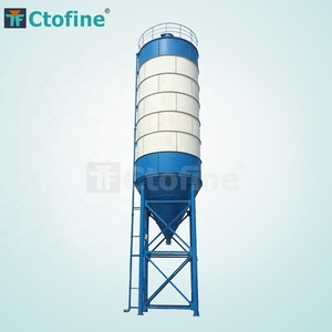 cement storage silo 80t cement silo price