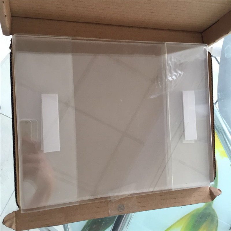Wall Mounted A4 Landscape Brochure Holder Pack of 4